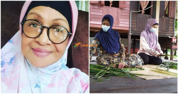 Pelakon Berlakon Tanpa Divaksin Fauziah Nawi