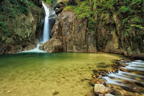 Sungai Chilling Waterfall 18 53 059989