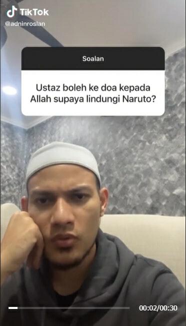 Doa Lindung Naruto