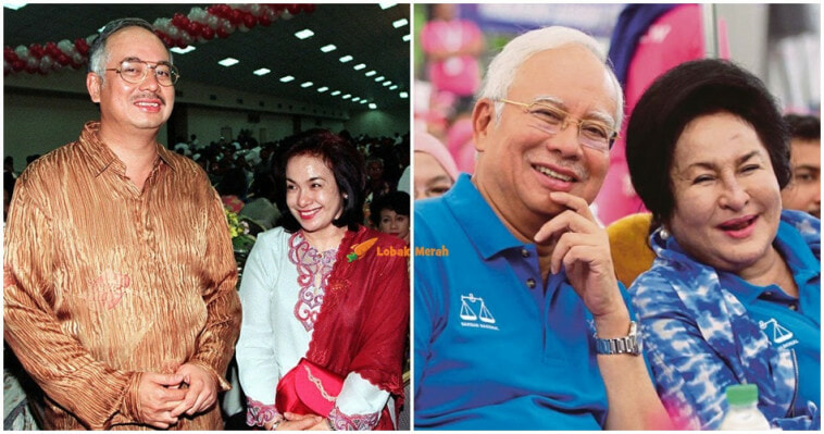 Rosmah 34 Tahun Berkahwin Dengan Najib